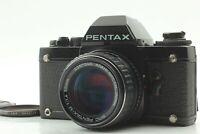 [ Near Mint+++  ] Pentax LX Black SMC PENTAX M 50mm f1.4 Lens from Japan