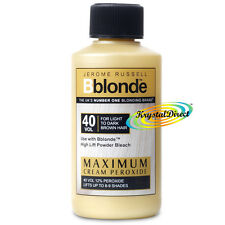 JEROME RUSSELL BBLONDE CREAM PEROXIDE 40vol 12% 75ml