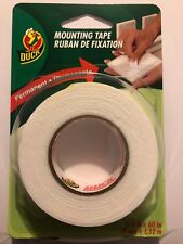 """Permanent Double-Sided Mounting Tape - 0.75"""" X 60"""" - #A14"""