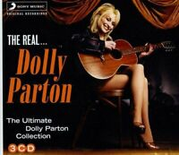 DOLLY PARTON - THE REAL DOLLY PARTON [CD]
