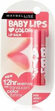 Maybelline 4g Baby Lips Lip Balm Rose Addict Spf20