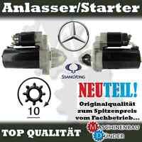 MERCEDES BENZ Sprinter 5-T Kasten, 524 (906) / 2kW ANLASSER STARTER NEU NEW
