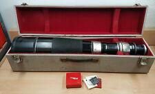 KILFITT loin KILAR 600 mm 5,6 (Zoomar) m39 & Nikon Bon état 12 Mois Garantie