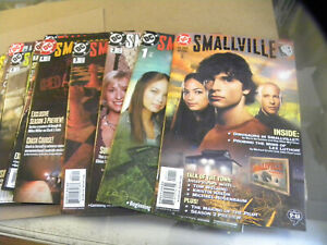 DC 2003 all 11 issues SMALLVILLE #1 to #11 w 64 Page SPECIAL zm Key