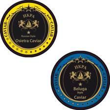 Kaviar-Probierset 2 x 10g (Beluga & BAE/NAC), 1 Perlmuttlöffel gratis