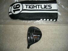 TAYLORMADE ADAMS TIGHT LIES  3 16* FAIRWAY HEAD ONLY LEFT HAND MATCHING COVER