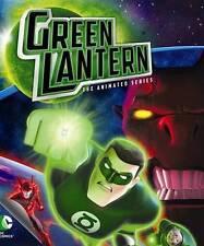 Green Lantern: The Animated Series - Season 1 (Blu-ray Disc, 2014, 2-Disc Set)