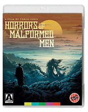 Horrors of Malformed Men Blu-ray DVD Region 2