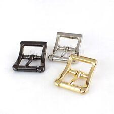 """Solid Metal Middle Roller Bar Buckle Strap Bridle Halter Harness Adjustment 3/4"""""""