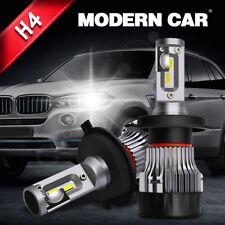 2x H4 HB2 120W 10800LM CREE Bulb LED Headlight Kit Hi-Lo Beam Replace 6000K 9003