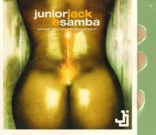 Junior Jack(CD Single)E-Samba-New