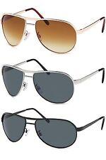 Ovale Gil verspiegelte Herren-Sonnenbrillen im Stil