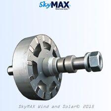 L-Flux 14 magnet permanent magnet alternator pma rotor 4 wind turbine generator