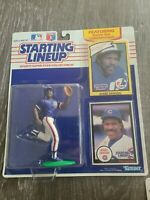 NIP Starting Lineup SLU 1990 Cubs ANDRE DAWSON Rookie Year 1977 card Expos
