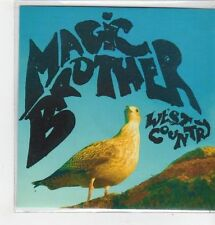(FL292) Magic Brother / Cassettes, The West Country EP - 2014 DJ CD