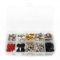 300PCS Computer Screw Standoffs Kit for Hard Drive Computer Case Motherboard