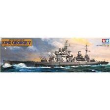 Tamiya 1/350 British Battleship King George V Model Kit 78010