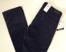 NEW Calvin Klein Jeans Women's Straight Leg Power Stretch CORDUROY Pant 2 X 34