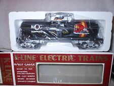 K-Line K90003 Kcc Tank Train Car Nib Rated C9 Factory Newwith Silver Chassis