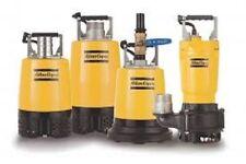Chicago Pneumatic WEDA 04S sludge/trash pump, 115 or 230 (1 ph, 60 Hz) 71USGPM