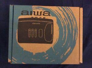 AIWA PX 207 Walkman Personal Cassette Player