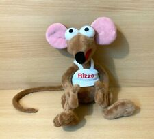Muppets Disney Store Exclusive Rizzo The Rat Soft Toy Plush