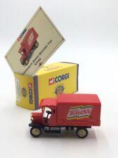 dennis delivery van 1/60 corgi camions d'antan n15/50 boite certif proch du neuf