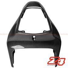 2007-2012 CBR600rr Rear Upper Tail Driver Seat Cover Fairing Cowl Carbon Fiber