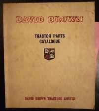 David Brown Schlepper 770 Selectamatic / Selectamatic Livedrive Esatzteilkatalog
