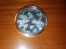Silverbugs FBGroup 1 oz.999 Silver Round  V1 Only500minted Savings info Descrip