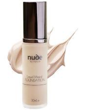 Nude by Nature Liquid Mineral Foundation Light Medium 30ml