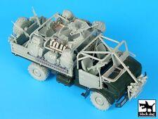 Black Dog 1/35 Unimog U 1300 L LKW 2t tmil gl Belgian SF Accessories Set T35182