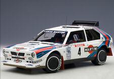 Autoart 1/18 Lancia Delta S4 Martini 1986 Toivonen  NEW