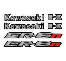 Kit 6 Stickers plastifiés Kawa ER6-N ER-6N ER6