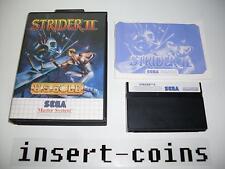Strider II/2-Sega Master System/MS/pal # 18