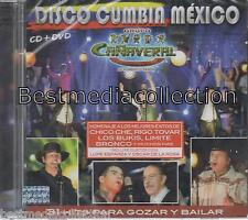 SEALED - Disco Cumbia Mexico Grupo Canaveral CD + 1 DVD ALBUM Con 31 Canciones !