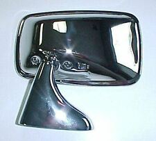 Austin-Healey Sprite MG Midget MGB Left Driver's Side Mirror Chrome NEW M68991