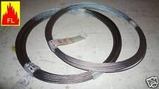 Cable inox 316 L  A4 Ø 3 mm 7 x 7  rupt 500 kgs (bobine 100 m)