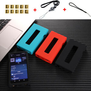 Soft Silicone Protective Shell Skin Case Cover For FiiO M11 / M11 Pro MP3 Player