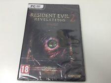 RESIDENT EVIL REVELATIONS 2  .Dvd-Rom España .. Envio Certificado ...Paypal