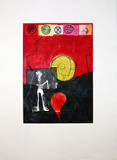 "Gustavo Ramos Rivera, ""Untitled, 1994, Multi run mixed media color Monotype"