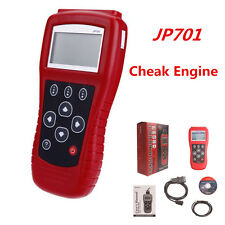 Car Diagnostic Tool JP701 OBD2 OBD Airbag ABS Scanner Code Reader Check Engine