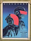 Daft Punk Discovery Concert Show Band Gig Tour Poster Art Print Mondo Tim Doyle