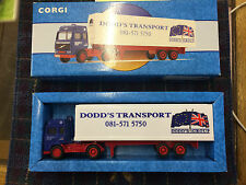 Volvo and Container Trailer Dodds Transport Mib ltd edition