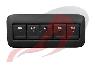 2019-2021 Silverado Sierra GM 5 Button Aux Multi Switch 84688687