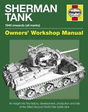 Sherman Tank Owners Manual, Haynes (Hardcover)