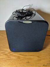 VELODYNE SPL8RBG Speaker Subwoofer Sub Home BLACK