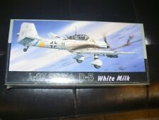 Fujimi Ju-87 Stuka D-5 White Milk Kit F-16