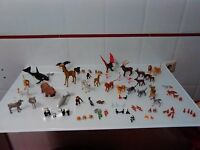 PLAYMOBIL ANIMALES ANIMALS ANIMALICLES ANIMAUX SAFARI GRANJA ZOO belen ANIMAL