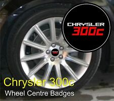Chrysler 300c Logo Wheel Centre Badge Emblems